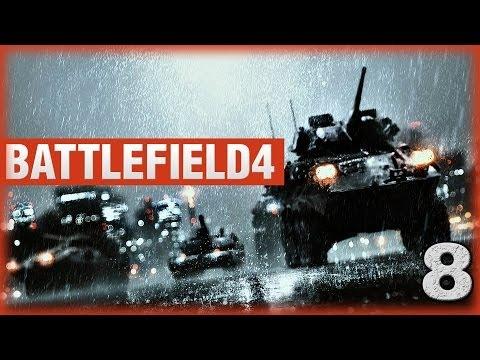 Смотреть прохождение игры Battlefield 4. Серия 8: Так точно, мэм.