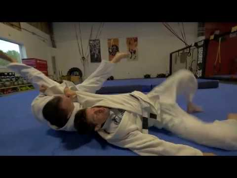 Judo and Wrestling Throws in Slow Motion