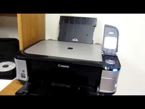 Review: Canon MP560 Printer Wi-Fi Review Demo All-in-One