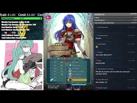 【Fire Emblem Heroes】 Arena and PM1's Tier List Discussion! Come Chat and Chill! :D