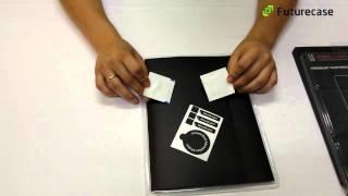 Защитная плёнка на дисплей для планшета Red Line бронированное стекло 0 33mm