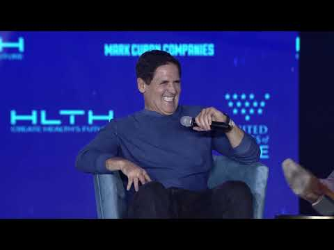 General Session: Mark Cuban and Andy Slavitt, United States of Care