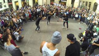NATURAL FORCE STREET SHOW