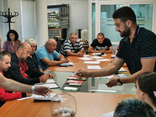 Конференция и жребий за I кръг от есенния дял на АОГ София - Север (НА ЖИВО)