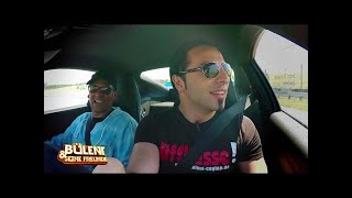Bülent und Xavier Naidoo beim Fahrsicherheitstraining