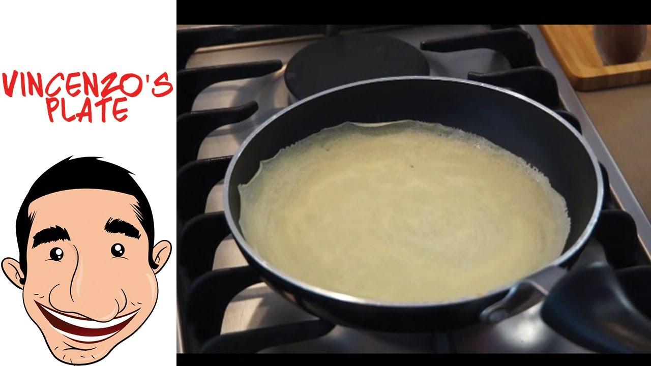 How To Make Crepes At Home Easy Crepes Recipe Nonna Style Youtube