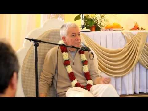 Бхагавад Гита 3.21 - Чайтанья Чандра Чаран прабху