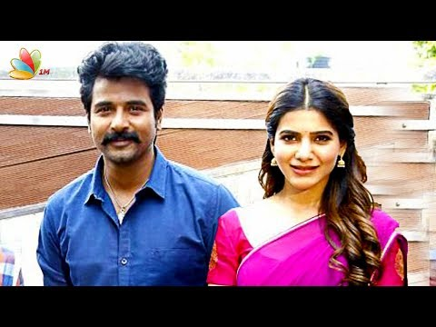 Sivakarthikeyan, Samantha in Tirunelveli for Ponram film | Tamil Movie Shooting Spot
