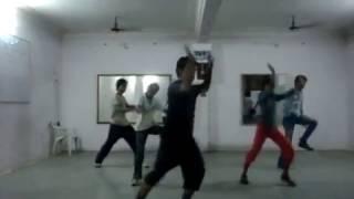 dance tutorial of hip hop dance