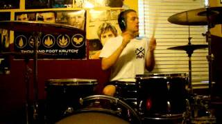 Man Overboard - Septemberism (drum cover)
