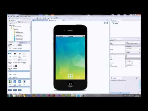 Mobione Tutorial Ep#1:Start Up Screen & Social Icons