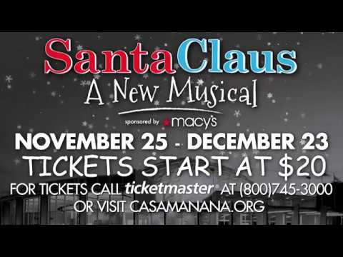 Santa Claus: A New Musical