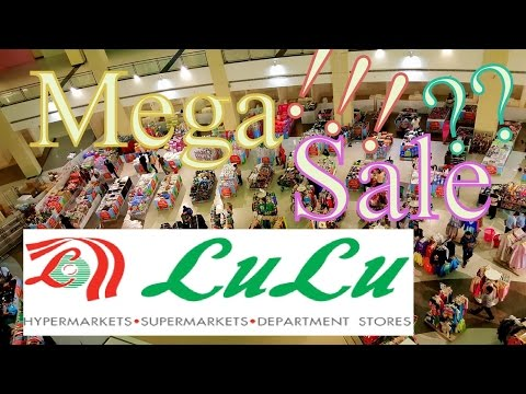 Best & Biggest Sale Ever | LULU Mega Clearance Sale | Capital Mall | Abu Dhabi | I Have Been There