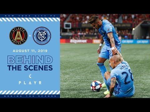 BEHIND THE SCENES | Atlanta United vs. NYCFC | 08.11.19