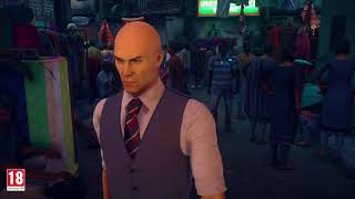 Official HITMAN™ 2 – HITMAN™ Perfected Trailer