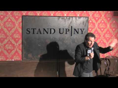Steve Marshall at Stand Up NY April 7 2016