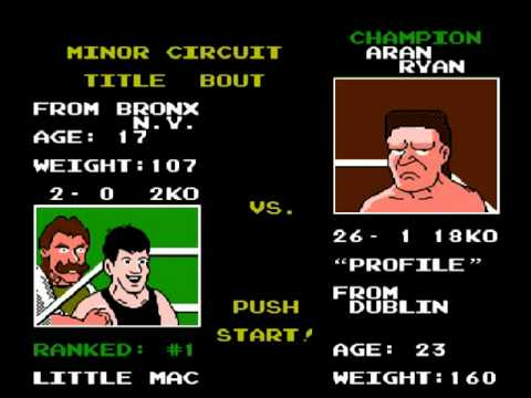 The All New? Punch-Out!! (nes Hack) LzQukPlay