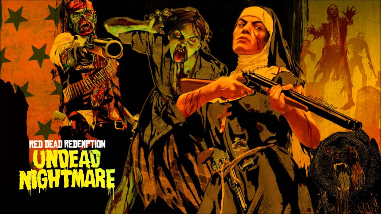 Where Is The Chupacabra In Red Dead Redemption Undead Nightmare: Red Dead Redemption Undead Nightmare OST