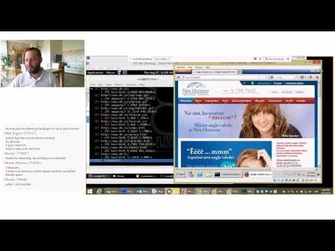 EC-Council Certified Ethical Hacker (CEH) v8 Course Webinar