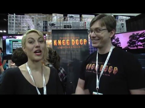 "CONtv Insider:  Wade into Mystery Game ""Knee Deep"" 