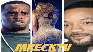 Diddy Almost Put Hands On Will Smith Over J Lo,Puff Thought Will & Jada Pinkett Was Trying To Sm@sh