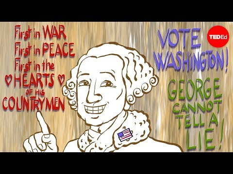 Video image: The oddities of the first American election - Kenneth C. Davis