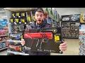 NERF RIVAL APOLLO XV 700 NA LOJA DE BRINQUEDOS TOY R US!! Nerf Rival Guns Toy Shopping