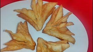 ফুল পিঠা রেসিপি || Flower Pitha Recipe