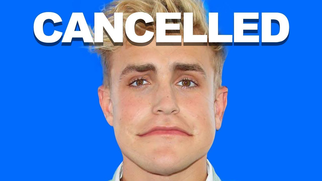 Jake Paul is CANCELLED