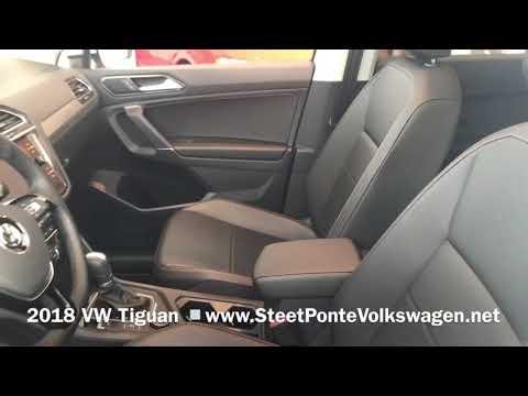 2018 VW Tiguan Redesign at Steet Ponte VW