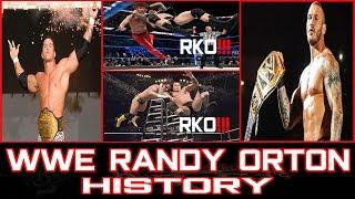 WWE RANDY ORTON'S HISTORY | Wrestling Entertainment Tamil