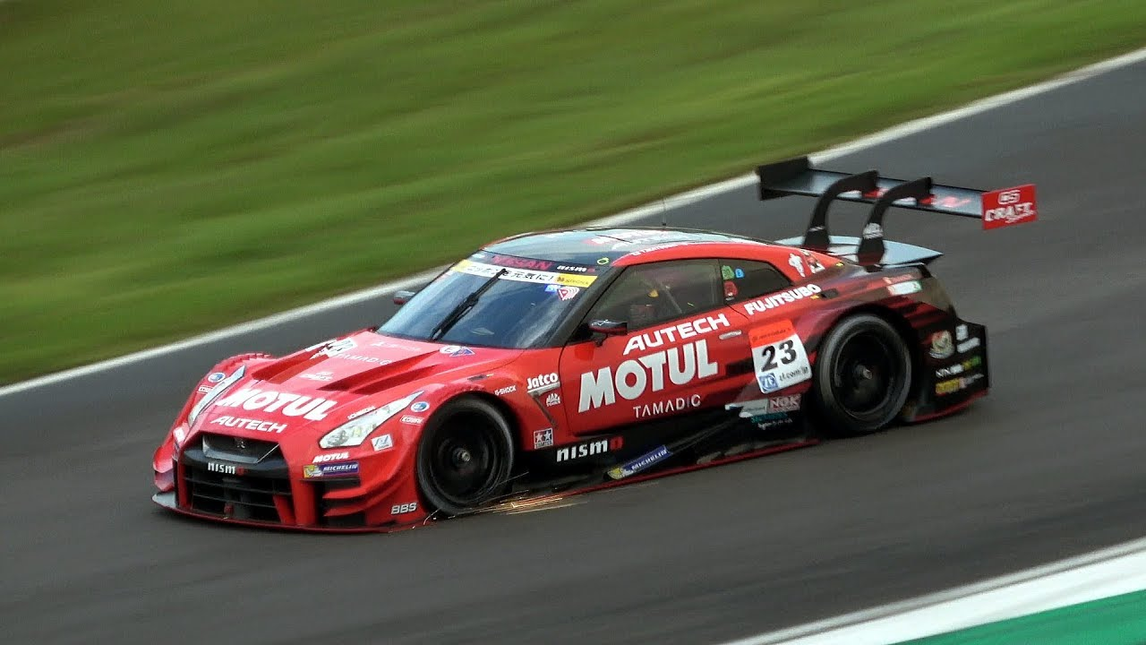 Suzuka super gt 1 - 2 9
