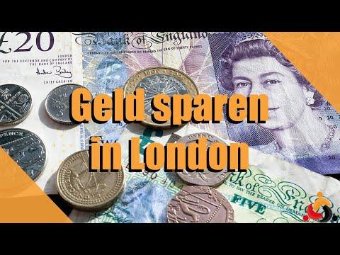Geld sparen in London 💷Tipps 🏧 Essen, Kultur und Verkehr - Günstige Tage / Kulturwerke Deutschland