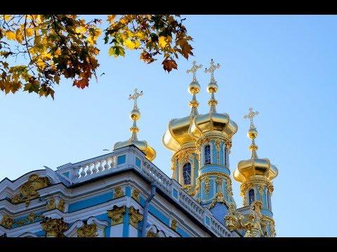 Царское Село   Екатерининский дворец от Елены Крыловой