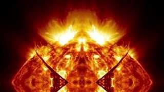 Awaken Your Third Eye - Sun Gods Version (9 minute meditation)