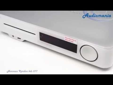 Blu-ray ресивер Harman Kardon BDS 577