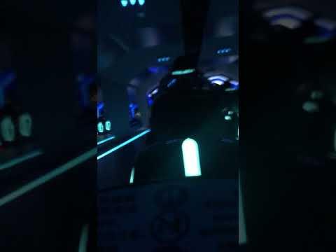 TRON Lightcycle Power Run (1st try) - Shanghai Disneyland