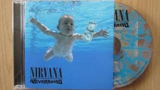 Nirvana - Nevermind / unboxing cd /