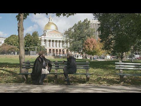 Retracing American History In Boston, Massachusetts