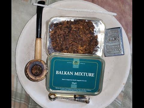 Tobacco Review - Gawith, Hoggarth & Co. - Balkan Mixture