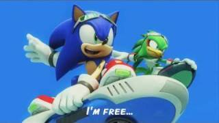 Sonic: Free (Music Video) [With Lyrics]