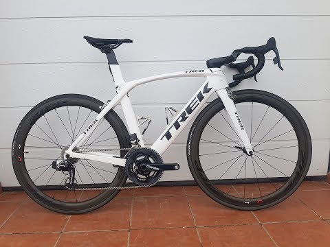 A farewell to my Trek Madone