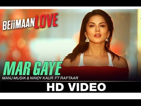 Mar Gaye Song - Beiimaan Love - Sunny Leone -Manj Musik & Nindy Kaur - Song Review