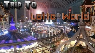 Trip to Lotte World
