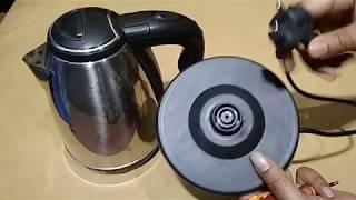 Electric kettle working process and repairing ओर इसे घरपे कैसे ठीक कोरे