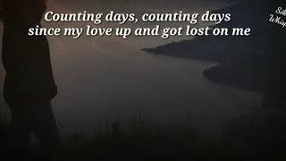 LEWIS CAPALDI Bruises Lyrics