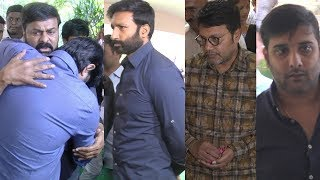 TFI Celebs Exclusive Visuals @ Srikanth House | Chiranjeevi, Gopichand | Friday poster
