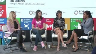 Individual Action on Climate: YouTubers Marissa Rachel, Shanna Lisa and Blogger Thania Peck