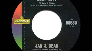 1963 HITS ARCHIVE: Surf City - Jan & Dean (a #1 record)