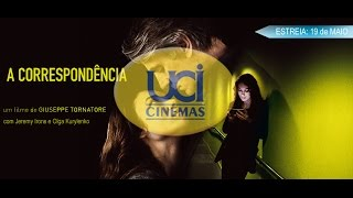 A Correspondência (La Corrispondenza) - UCI Cinemas - Trailer legendado PT